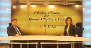 TESİAD Genel Başkanı İlyas Bozkurt AS TV Satır Başı Programına Konuk Oldu