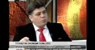 TESİAD Genel Başkanı İlyas Bozkurt Line TV Nesli Yaşam Programına Konuk Oldu